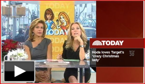 Hoda's Shout-out to Christmas Champ