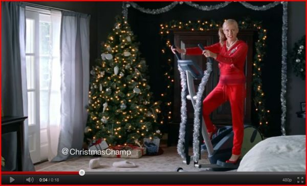 Twitter Address Chistmas Champ Ad