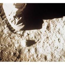 That's one small step for man, one giant leap for mankind.